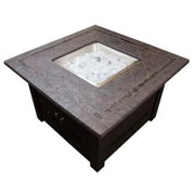 Buyers Choice Phat Tommy Propane/Butane Fire Pit with Faux Stone Top