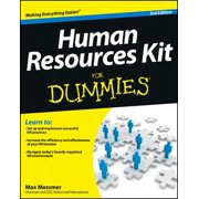 Human Resources Kit For Dummies - eBook