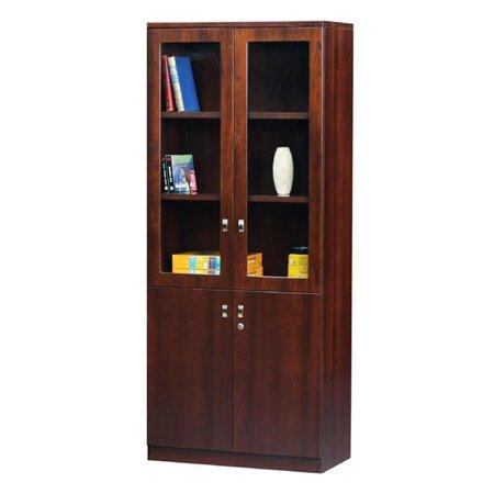GOF GN series / Bookcase with Door, 5 shelf / Book Shelf,
