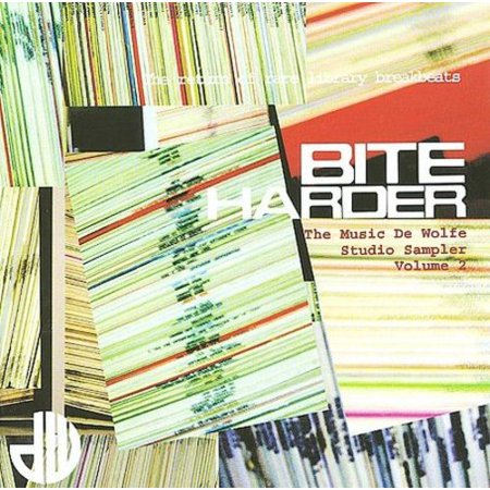 Bite Harder: Music De Wolfe Studio Sampler 2 / Var