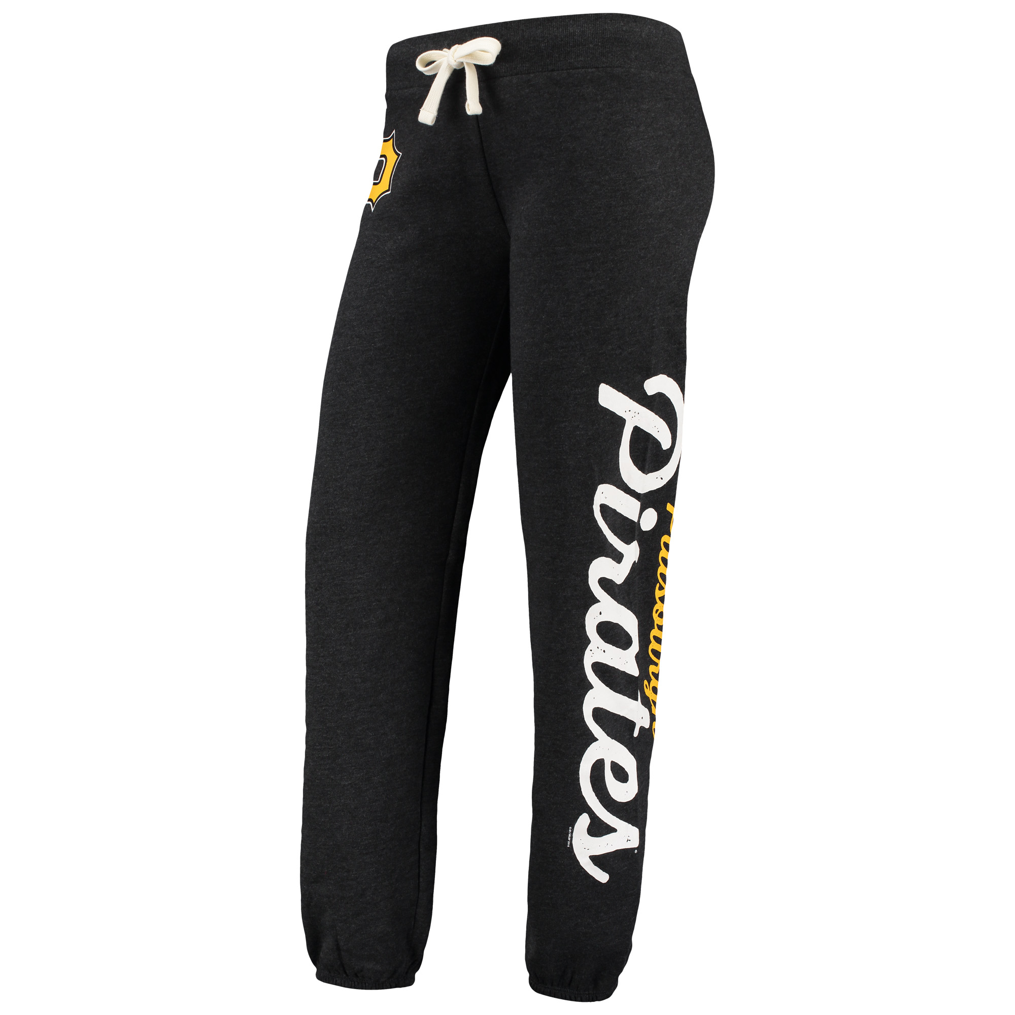 Pittsburgh Pirates G-III 4Her by Carl Banks Women's Scrimmage Pants - Black
