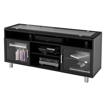 z line madie flat panel 70 in tv stand. Black Bedroom Furniture Sets. Home Design Ideas