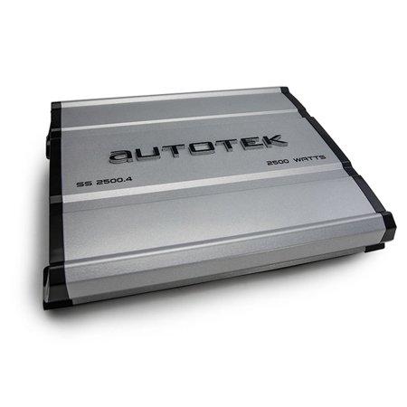 Autotek SS2500.4 Super Sport Series 4-Channel Class AB Amp (2,500 Watts)