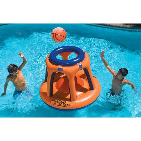 Water Sports Inflatable Giant Floating Shootball Swimming Pool Game - image 1 de 1