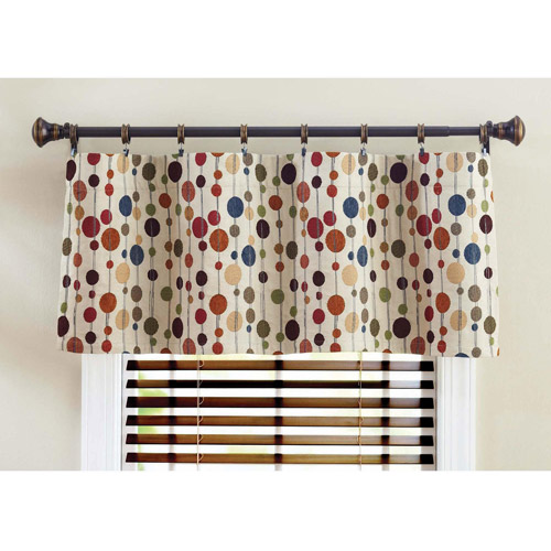 Better Homes and Gardens Hodgepodge 50x18 Valance Walmartcom