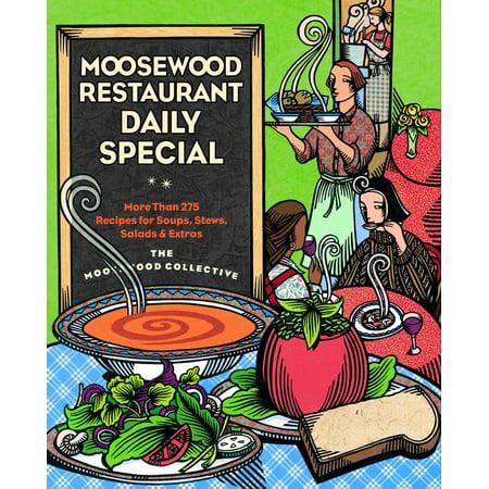 Moosewood Restaurant Daily Special - eBook (Restaurant Halloween Specials 2017)