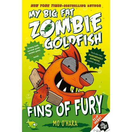 No Fat - Fins of Fury: My Big Fat Zombie Goldfish