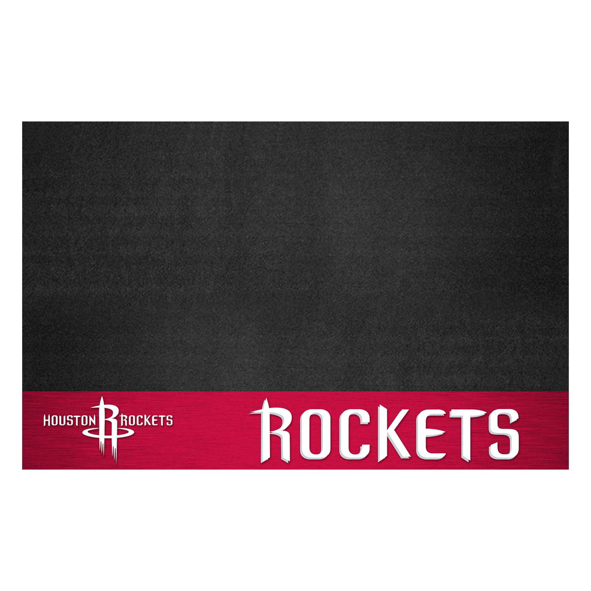 NBA Houston Rockets Grill Mat Tailgate Accessory
