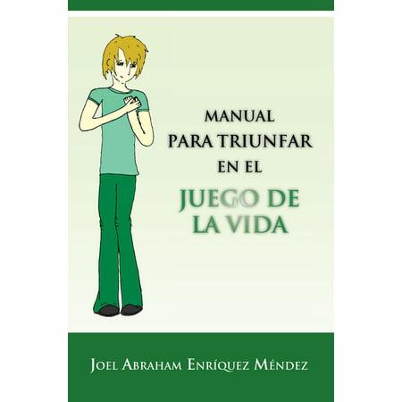 Manual Para Triunfar En El Juego De La Vida - eBook](Juegos De Decoracion De Casas De Halloween)