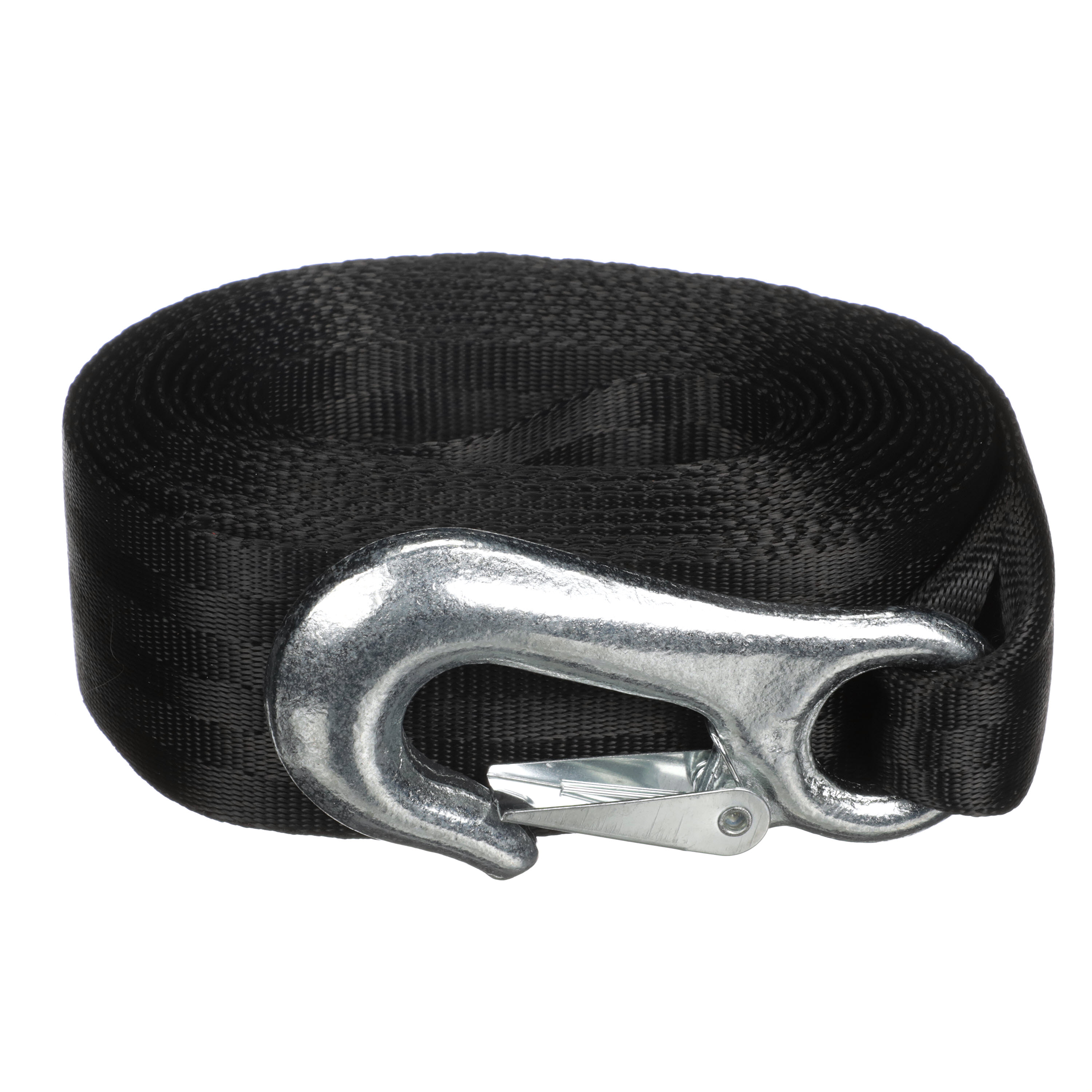 2-Inch x 25-Feet BoatBuckle Winch Strap with Loop End