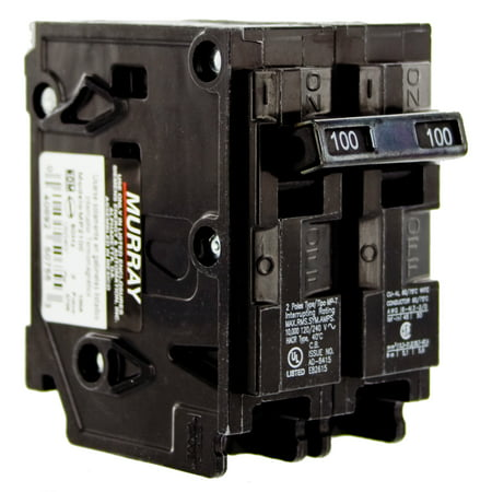 Siemens Circuit Breaker (Siemens MP2100 100 Amp Double Pole Circuit)