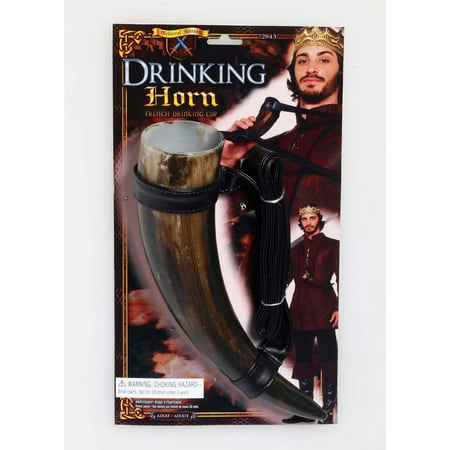Halloween Medieval Fantasy Drinking Horn - Drink Costumes