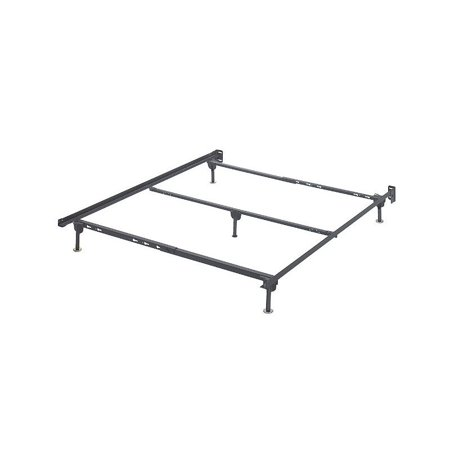 Ashley Queen Metal Bed Frame In Black Walmart Canada