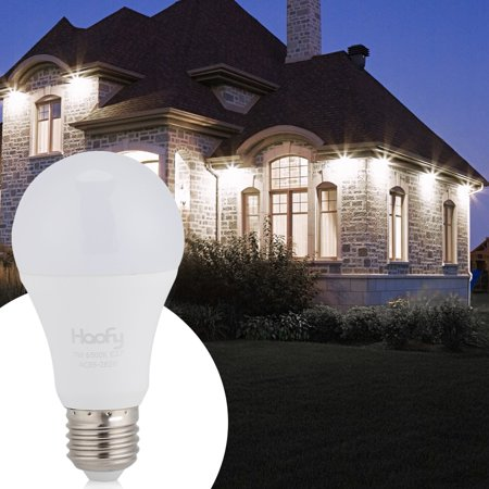 Ejoyous Dusk To Dawn Light Bulb 7w Smart Sensor Led Bulbs
