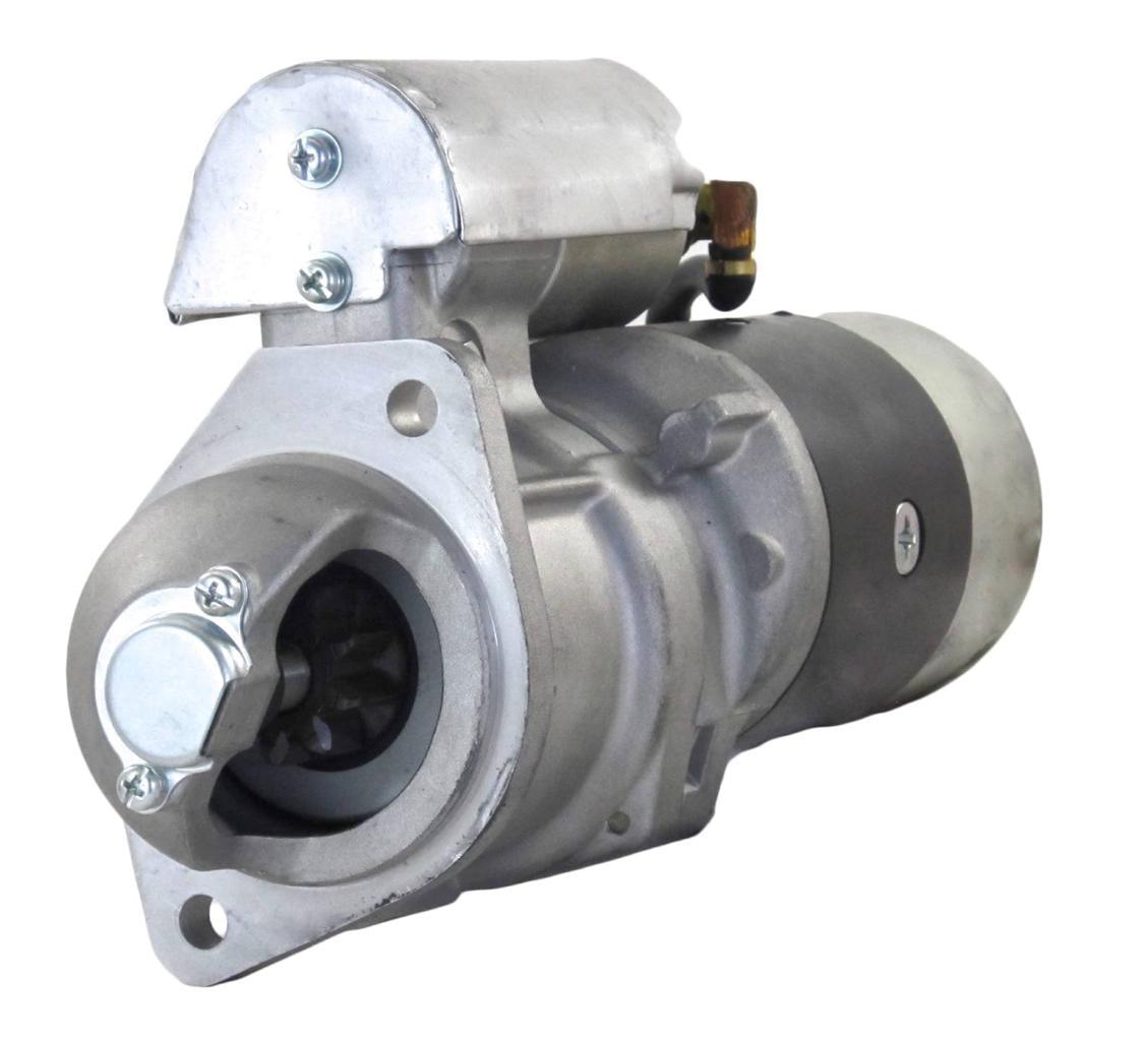 New Starter Motor Fits Nissan Lift Truck Cef Cf Cpf Cqf F01 F02 H01 A C Compressor Clutch Wiring Diagram H02 Pf Pgf Diesel