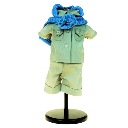 Dr. Jane Goodall Inspired 18 Inch Doll Clothes 3 Pc Gombe Research Camp Outfit
