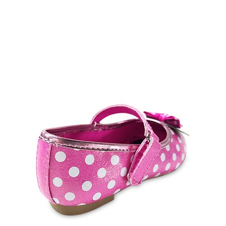 Minnie Mouse Polka Dot Mary Jane Shoes (Toddler Girls)