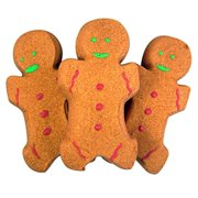 Christmas Peeps Large Gingerbread Men Flavored Marshmallow, 3 Count