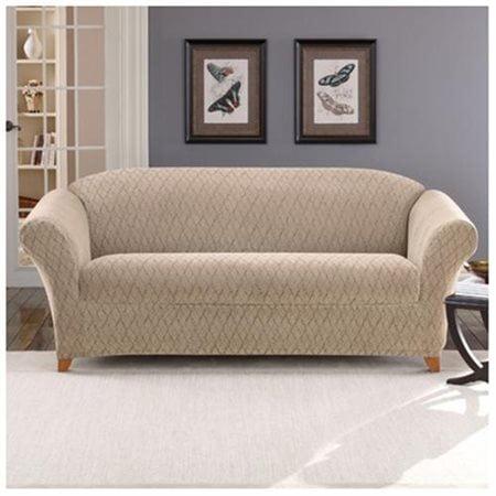 Sure Fit Stretch Braid Sofa Cover