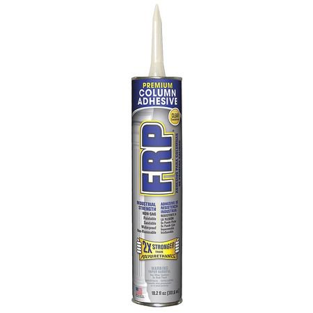 Non Flammable Solvents (Frp 252012 Clear FRP Adhesive, Non-Flammable )