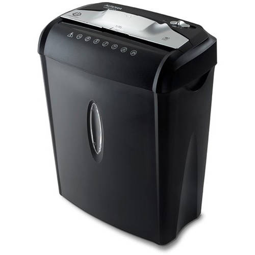 Aurora 8-Sheet Liftoff Paper Shredder
