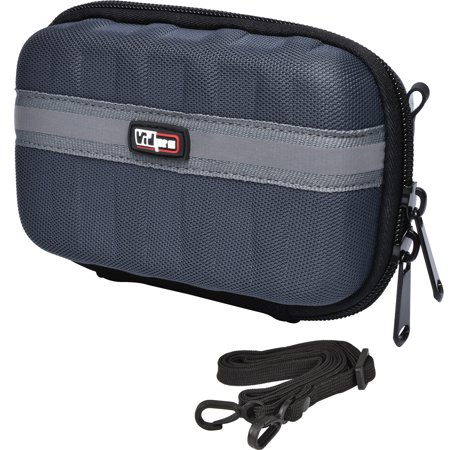 Vidpro ACT-25 Accent Hard Shell Digital Camera Case (Camera Hard Case)