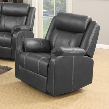 Klaussner Furniture Domino Gliding Recliner