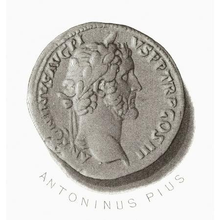 Antoninus Pius aka Antoninus 86 AD Canvas Art - Ken Welsh  Design Pics (26 x 28)