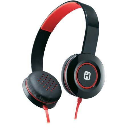 iHome Stereo Headphones with Flat Cable