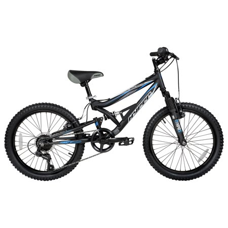 Kids Bike Hyper Shocker Bicycle Steel Suspension Frame 20