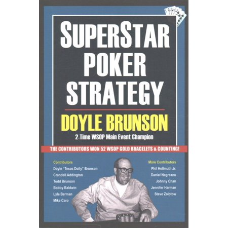 Superstar Poker Strategy : The World's Greatest Players Reveal Their Winning (Best Poker Player In History)