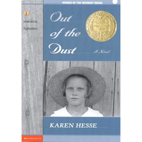out of the dust Out of the dust is a fictional account of one girl's life in oklahoma, during the hardships of the great dust bowl billie jo's story is written through her own.