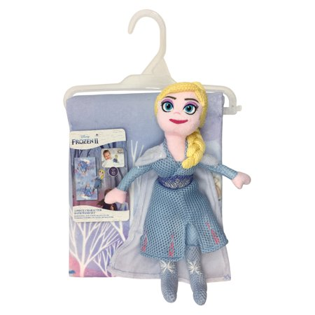 Disney Frozen 2 Elsa Bath Hugger And Towel