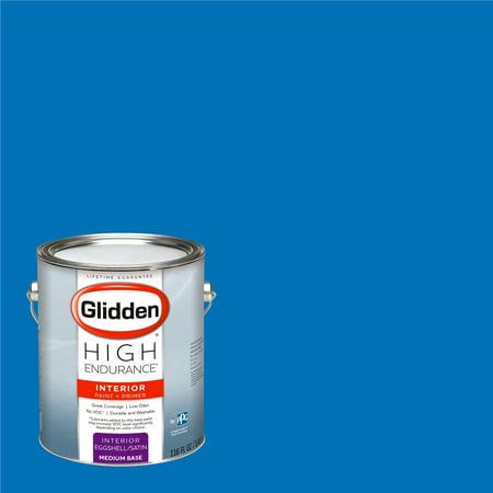 Glidden High Endurance, Interior Paint and Primer, Bright