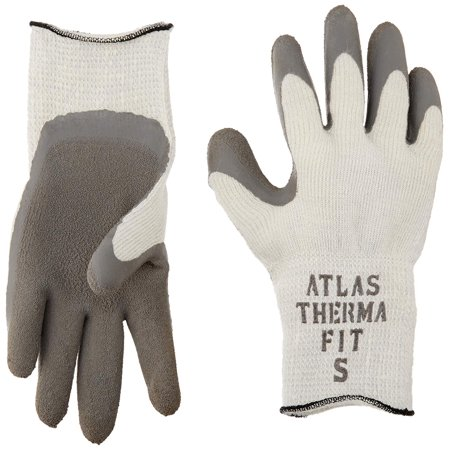 C300IS Small Atlas Therma Fit Gloves, Comfort and protection for cool weather work By Atlas Glove