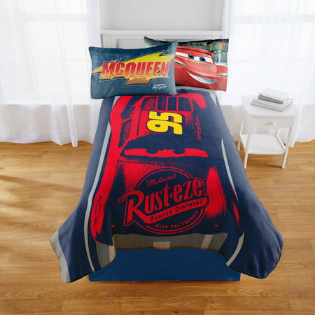 "Disney Cars 62"" x 90"" Plush Blanket, 1 Each"
