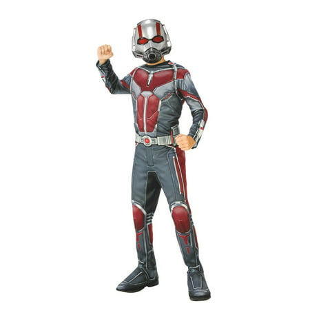 Marvel Ant-Man & The Wasp Boys Ant-Man Halloween Costume (Boys In Halloween Costumes)