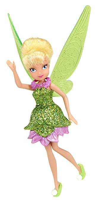 Disney Fairies 4.5' Tink Basic Fairies Doll by Toy State
