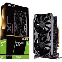 EVGA GeForce GTX 1650 XC Ultra 04G-P4-1157-KR Graphic Card