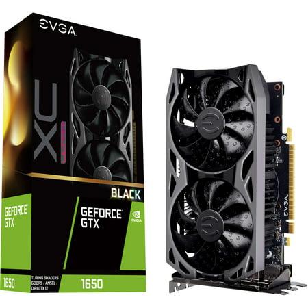 EVGA GeForce GTX 1650 XC Ultra 04G-P4-1157-KR Graphic Card - Plus Free TORQ X5