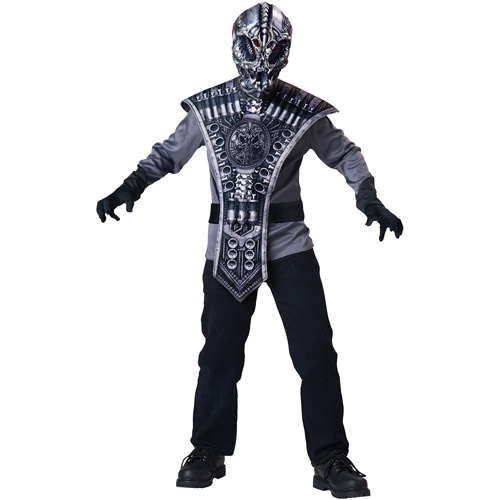 Halloween Boys Scary Assortment- Galactic Warrior