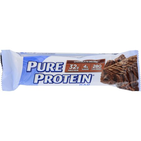 Pure Protein Bar - Chocolate Deluxe - Pack of 12 - 78 Grams - image 1 of 1