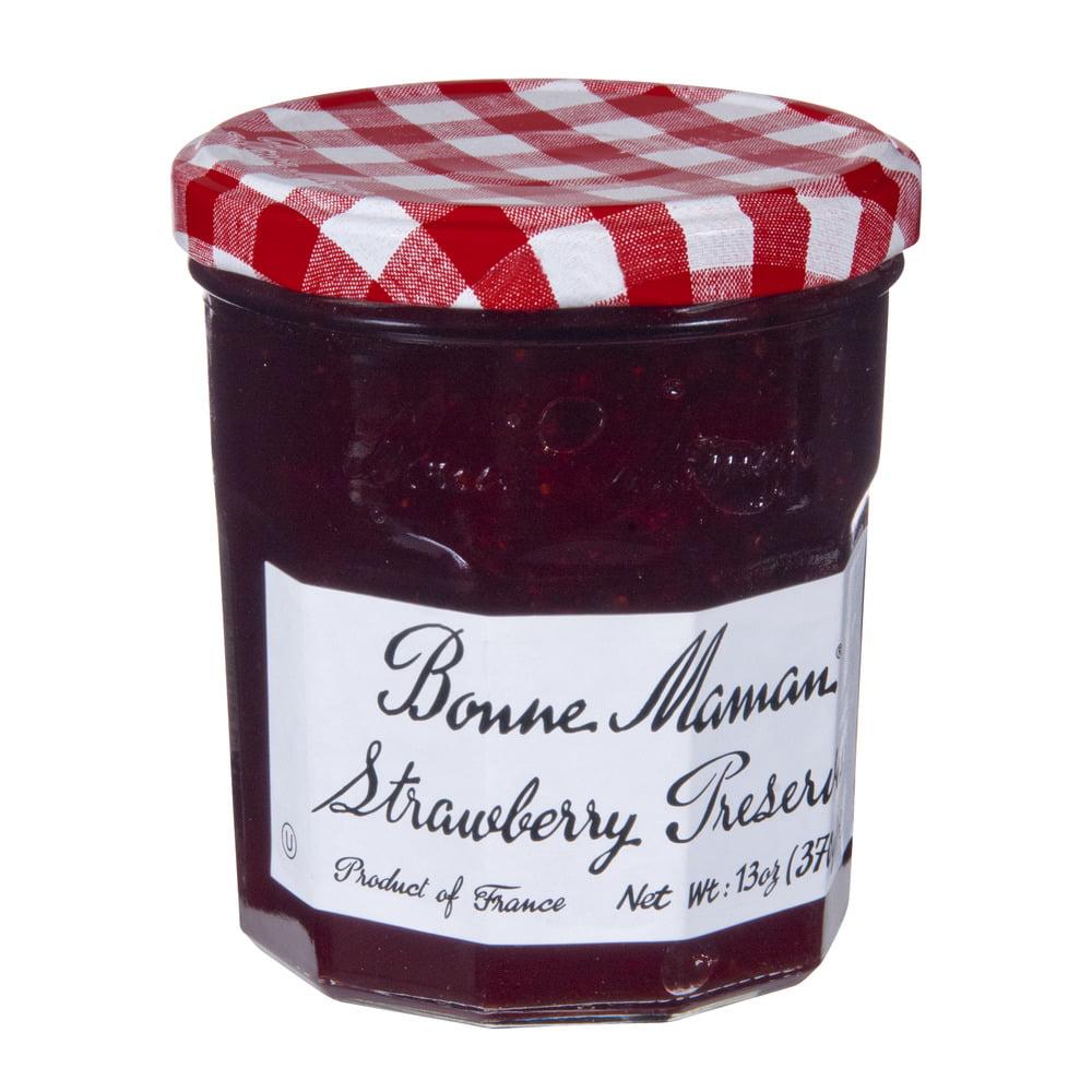 Bonne Maman Strawberry Preserves, 13 oz