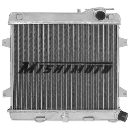 Mishimoto MMRAD-E30-82 Manual Transmission Performance Aluminium Radiator for BMW E30 Bmw 325i E30 Radiator