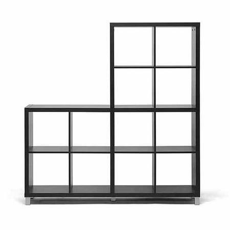 how to build a cube shelf unit