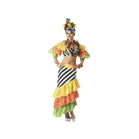 Adult Carmen Miranda Costume - Carmen Miranda Costumes