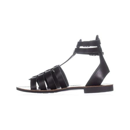 69391d787 White Mountain Carson Gladiator Flat Sandals
