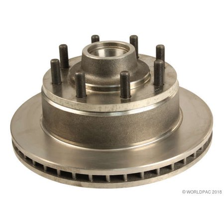 Brembo W0133-1700763 Disc Brake Rotor for Ford Models