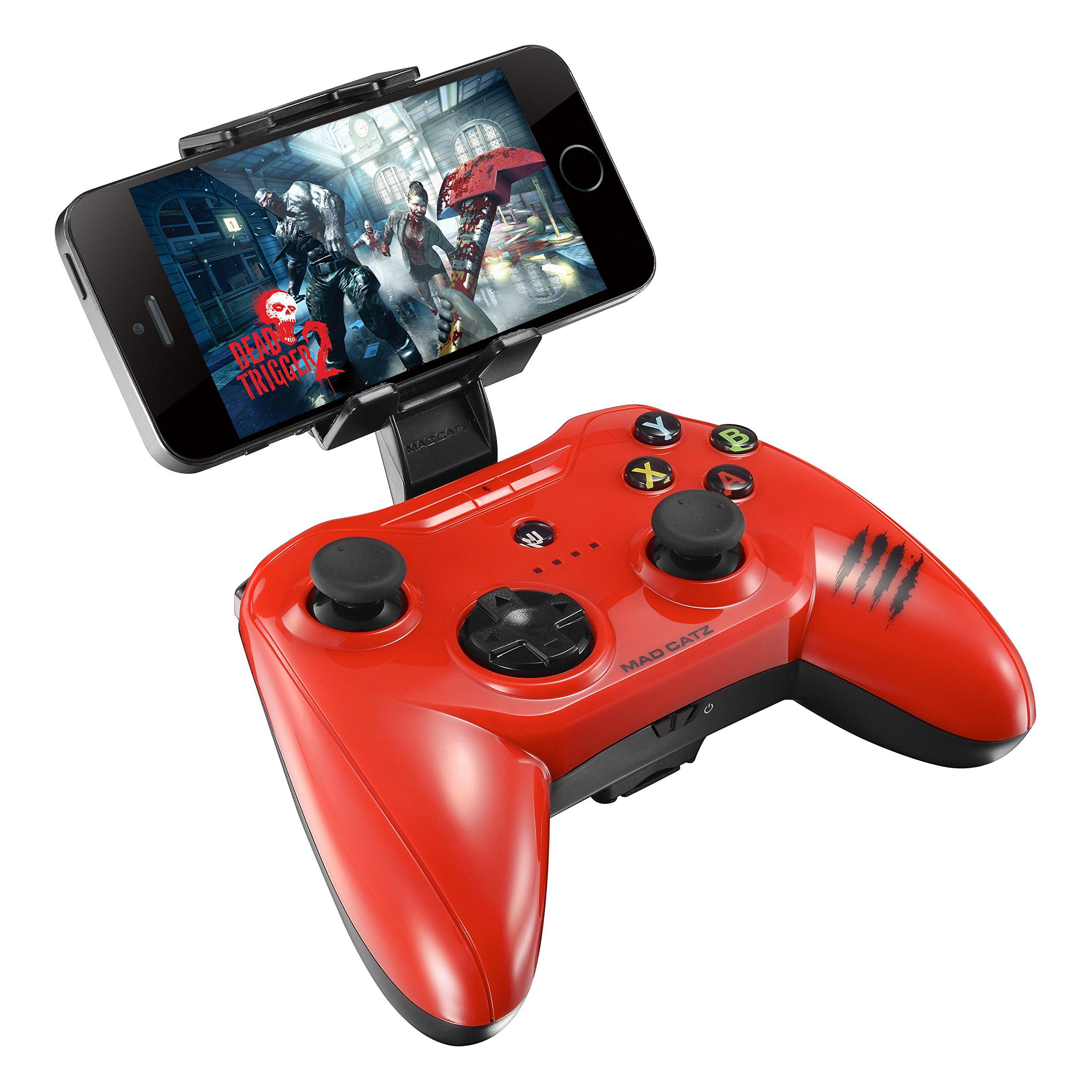 Saitek C.t.r.l.i Mobile Gamepad For Apple Ipod, Iphone, And Ipad Wireless Bluetoothiphone, Ipad, Ipad Mini, Ipad Air,... by Saitek