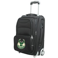 "Milwaukee Bucks 21"" Rolling Carry-On Suitcase"